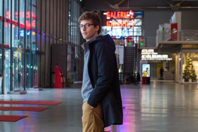 Joseph Minster lauréat de la bourse Lagardère scénariste TV 2016