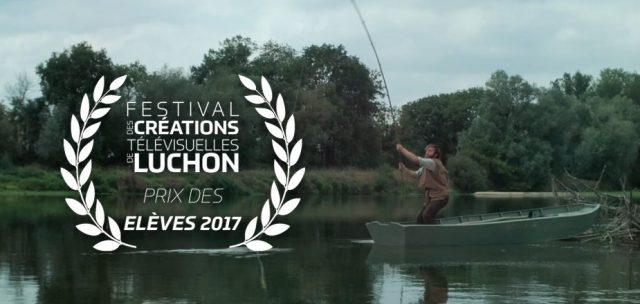 «Charon» prix des Collégiens et des Lycéens de la meilleure websérie à Luchon
