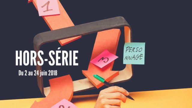 Écrire «Charon» au Studio 13/16 du Centre Pompidou