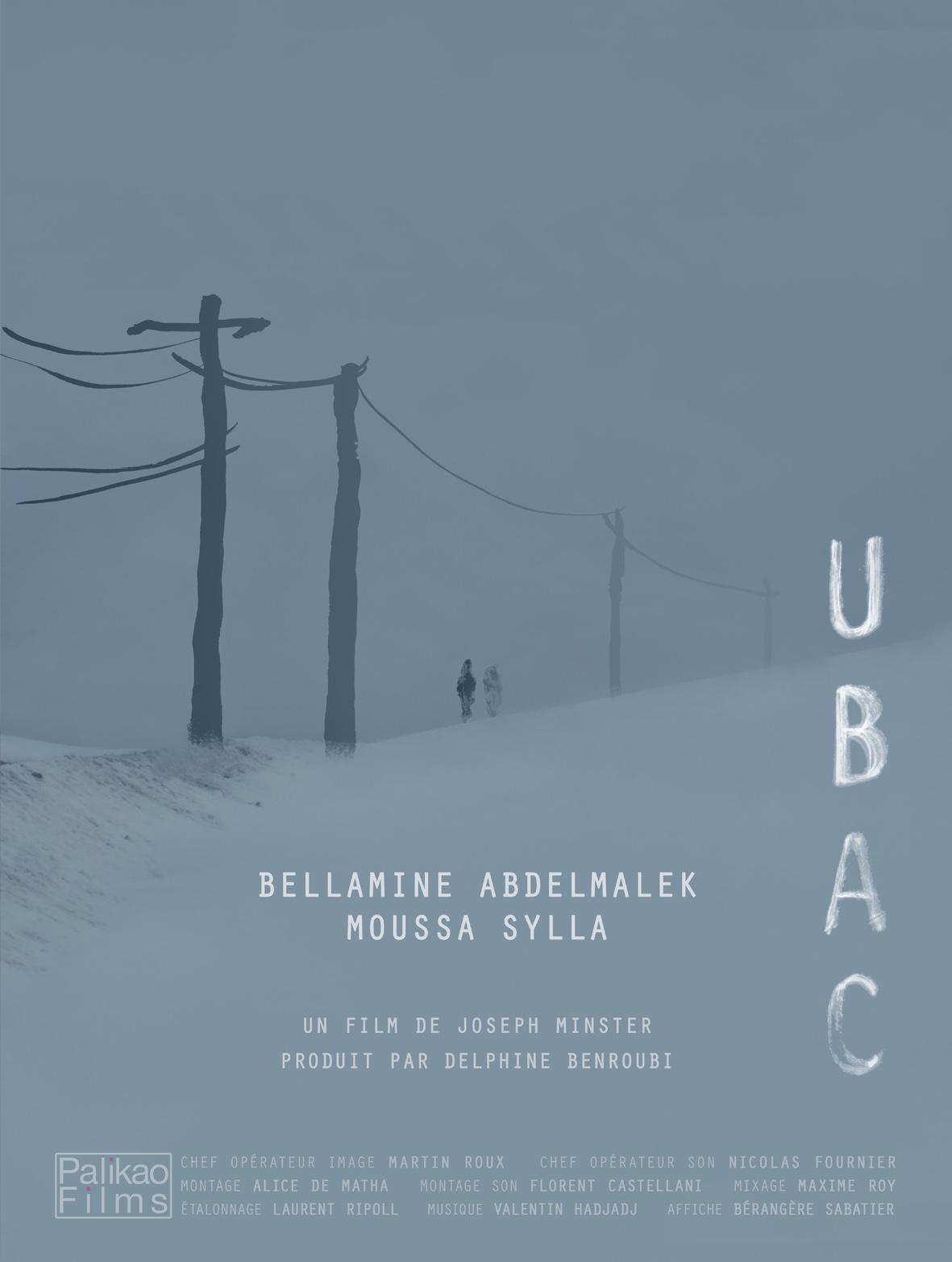 Affiche Ubac C