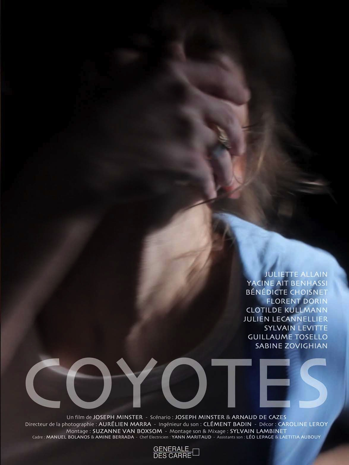 Affiche Coyotes 2