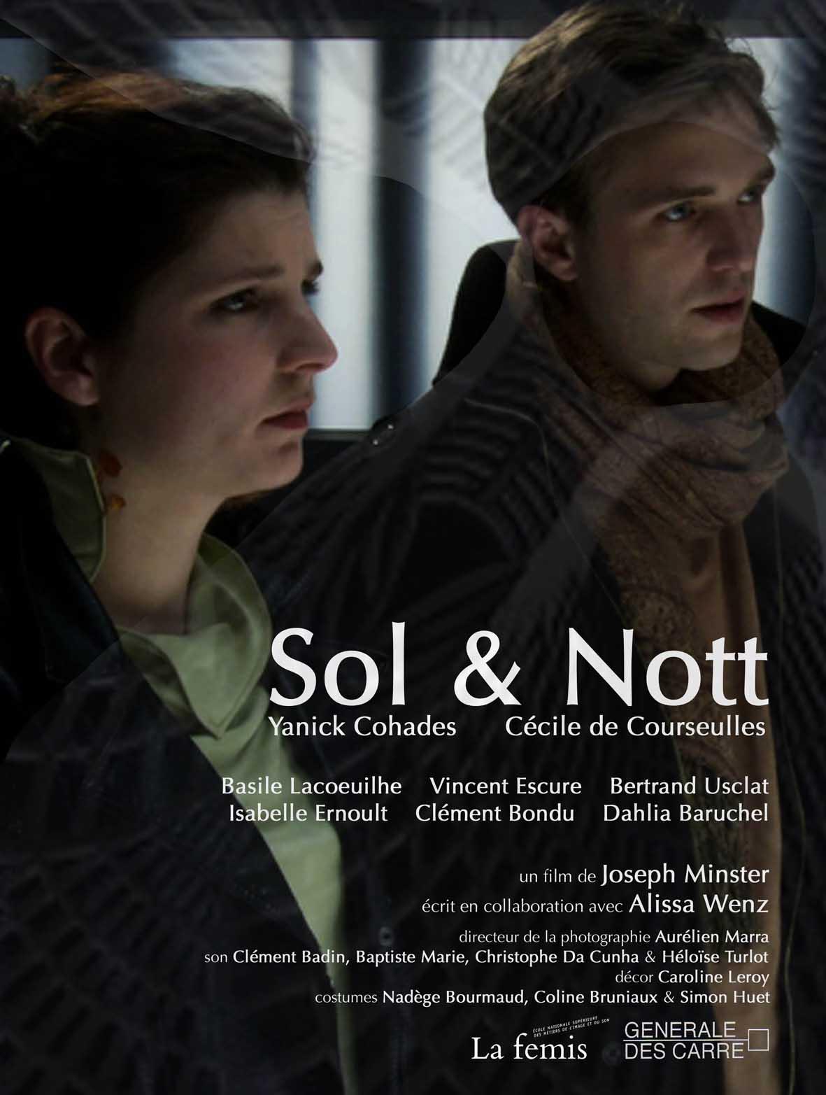Affiche Sol & Nott 2