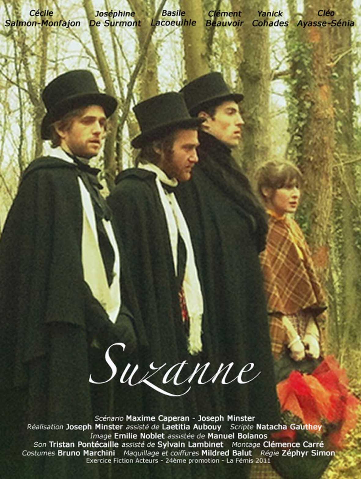 Affiche Suzanne 2